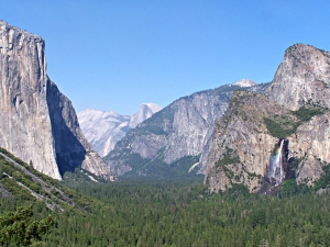 Tunnel View 2009
